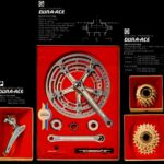 Shimano Dura-Ace 1973 Catalogue: Crankset, Cassette and Front Derailleur