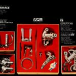 Shimano Dura-Ace 1973 Catalogue: Shifters and Derailleurs