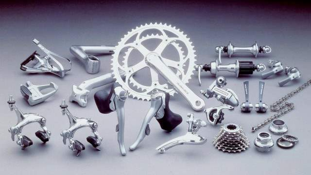 Dura-Ace history: Dura-Ace-7000-7010 group