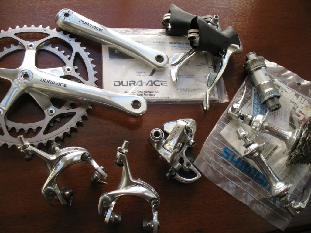 Dura-Ace 7700 group