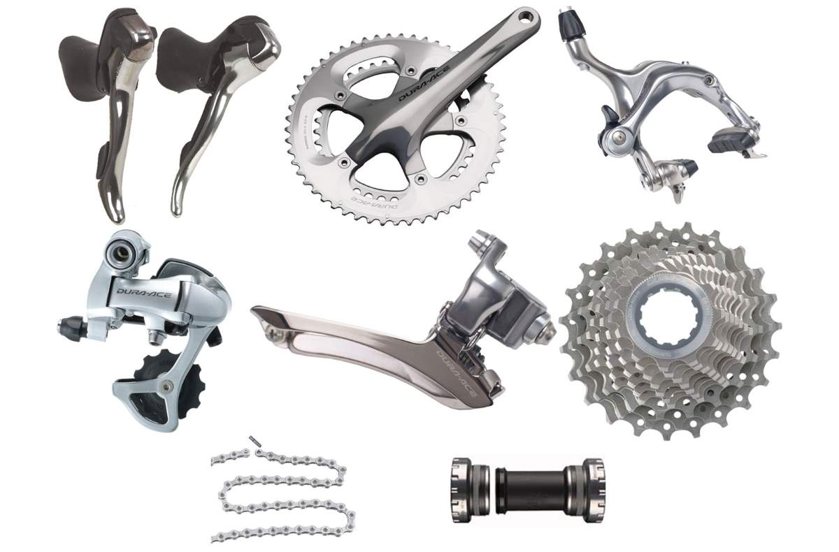 Dura-Ace history: Dura-Ace 7800 group