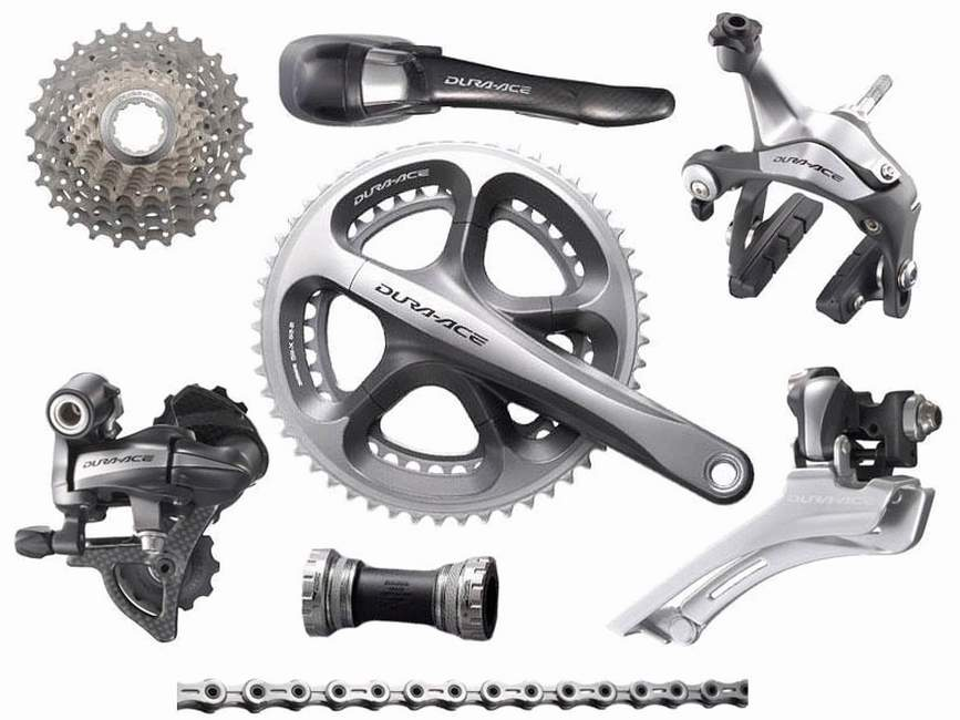 Dura-Ace history: Dura-Ace 7900 group