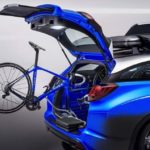 Honda's 2016 model Civic Tourer Active Life concept car