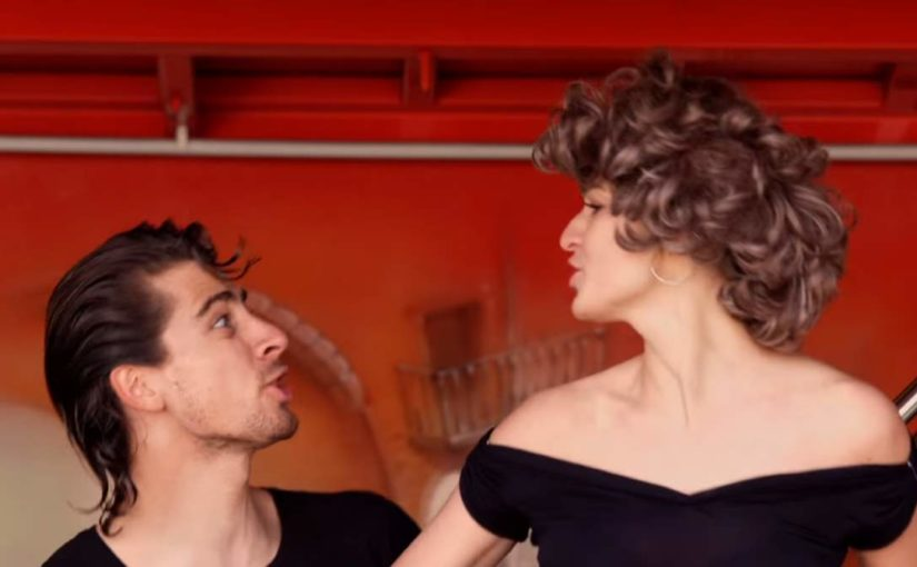 "Peter and Katarina Sagan - Grease ""You're the One That I Want"""