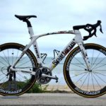 Cancellara's special edition Trek Madone for Tour de France (Video)