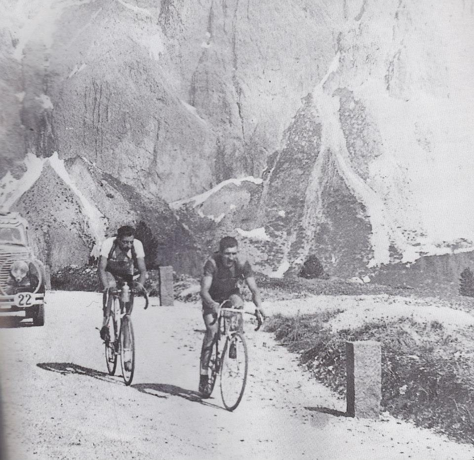Bartali and Coppi, Giro 1940