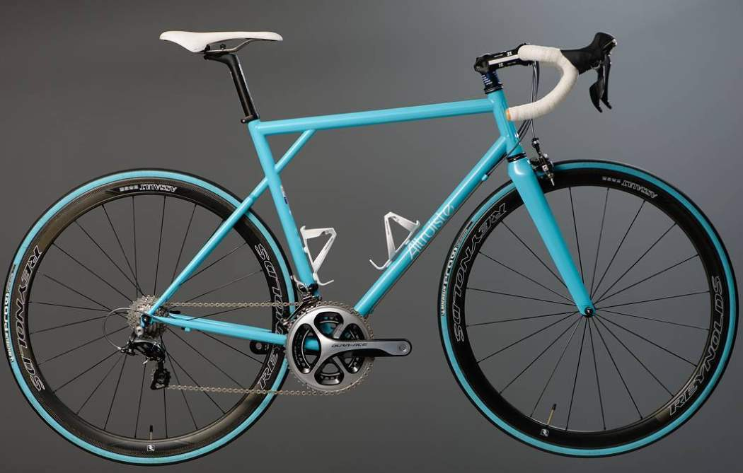 Boutique Bicycle Manufacturers - Altruiste LeCorbo 2017