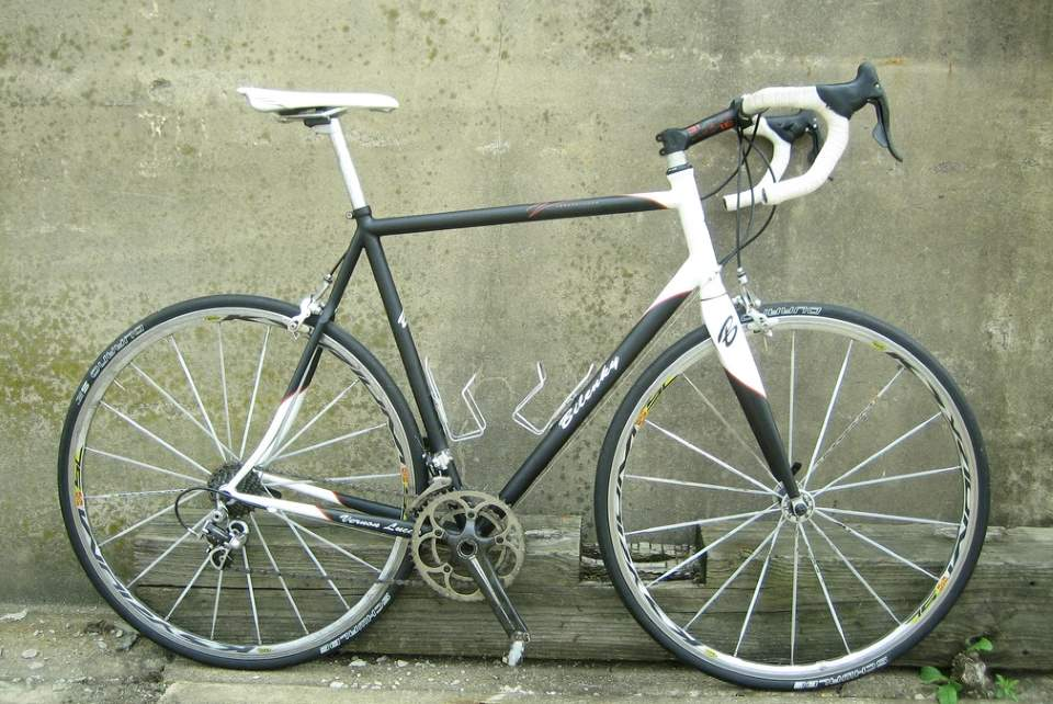 Bilenky road bike