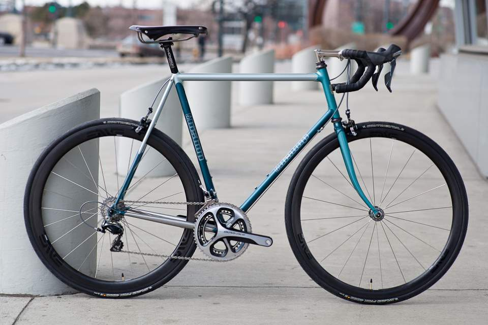 NAHBS 2013 Best Road Bike Winner Bishop