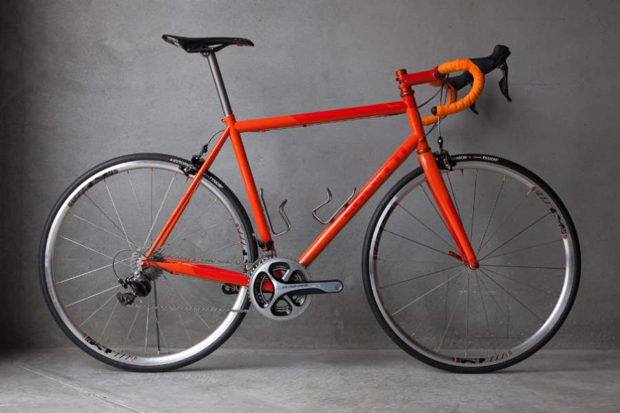 Boutique Bicycle Manufacturers C - Caletti Road Race Special