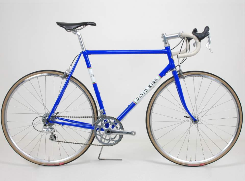 David Kirk Roma custom steel road bike