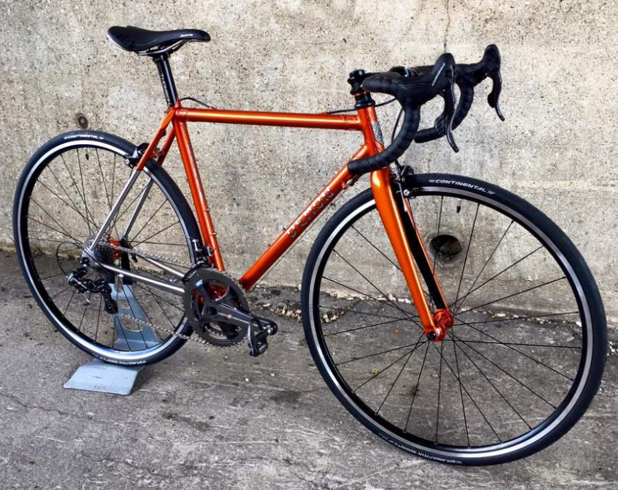 Demon Frameworks Road Bike