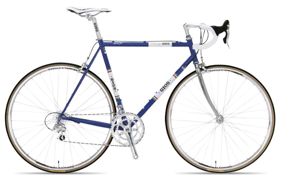 Boutique Bicycle Manufacturers (G-H) - GIOS Vintage Veloce 2017
