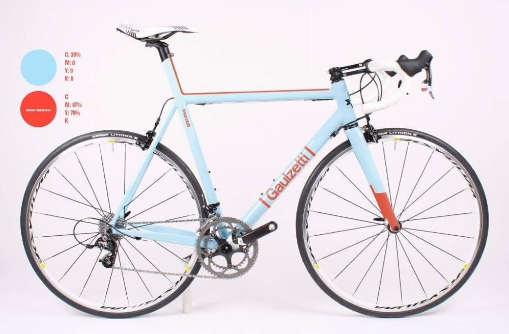 Boutique Bicycle Manufacturers (G-H) - Gaulzetti road bike