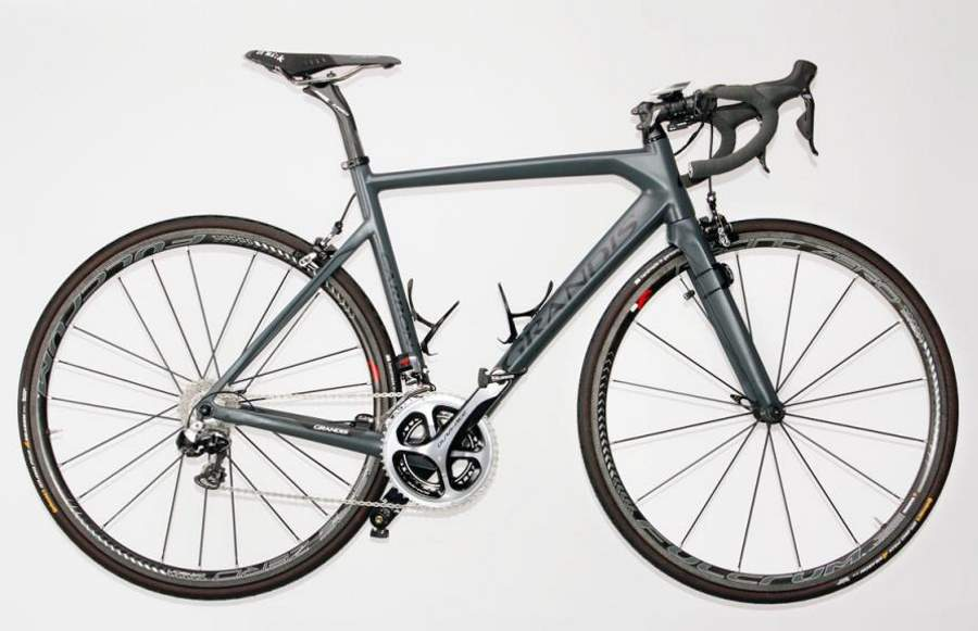 Boutique Bicycle Manufacturers (G-H) - Grandis Blackbird