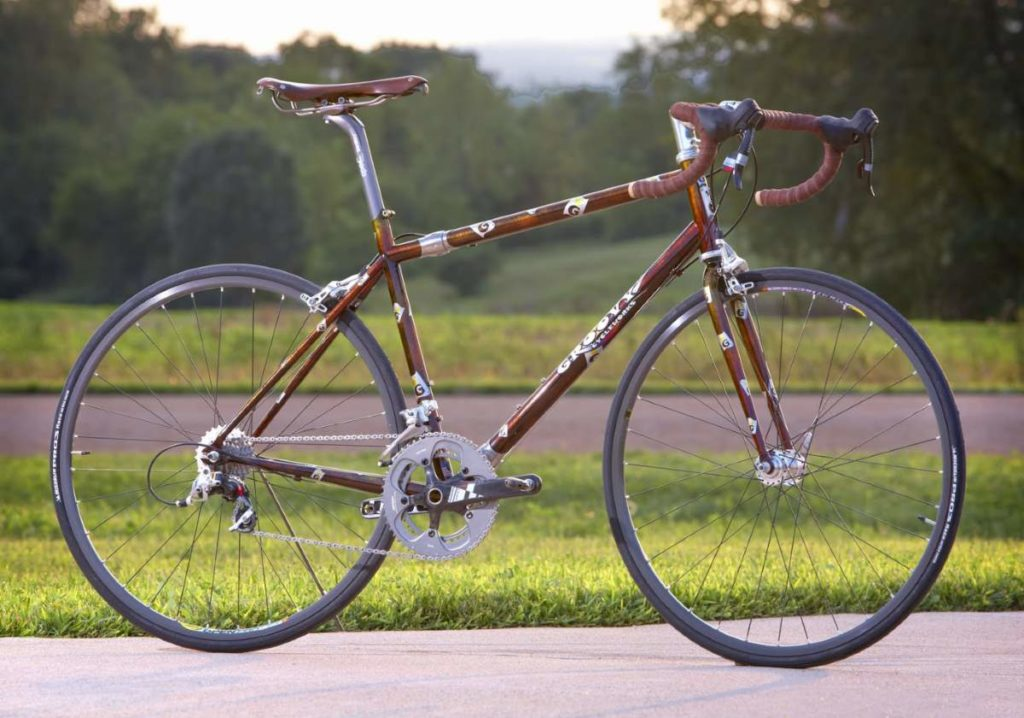 Boutique Bicycle Manufacturers (G-H) - Groovy Cycleworks Candy Road Bike