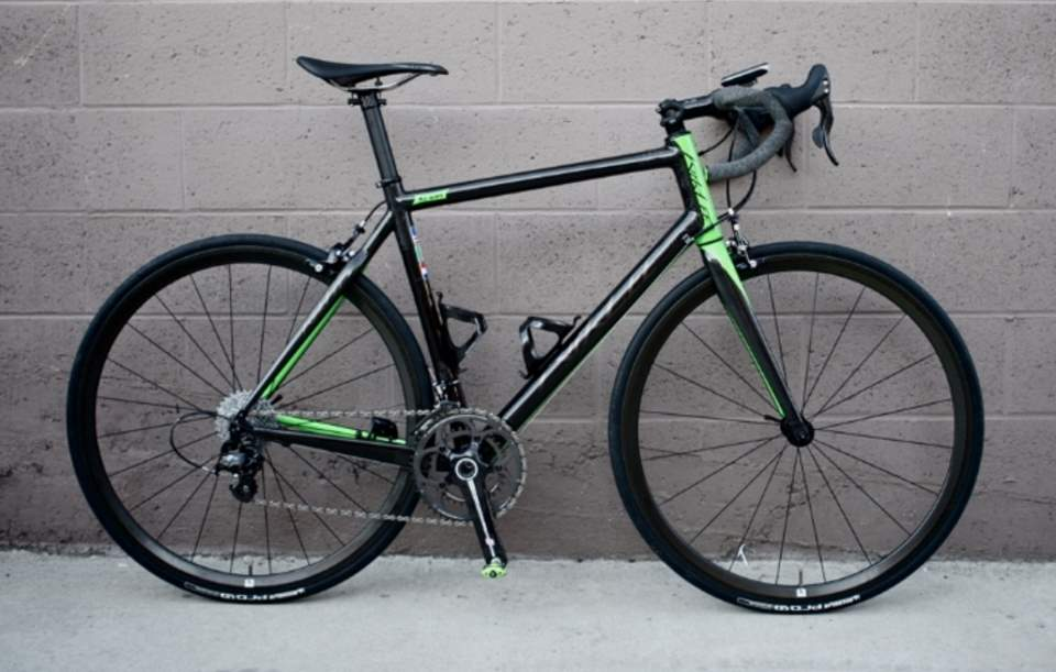 KirkLee Backlash road bike
