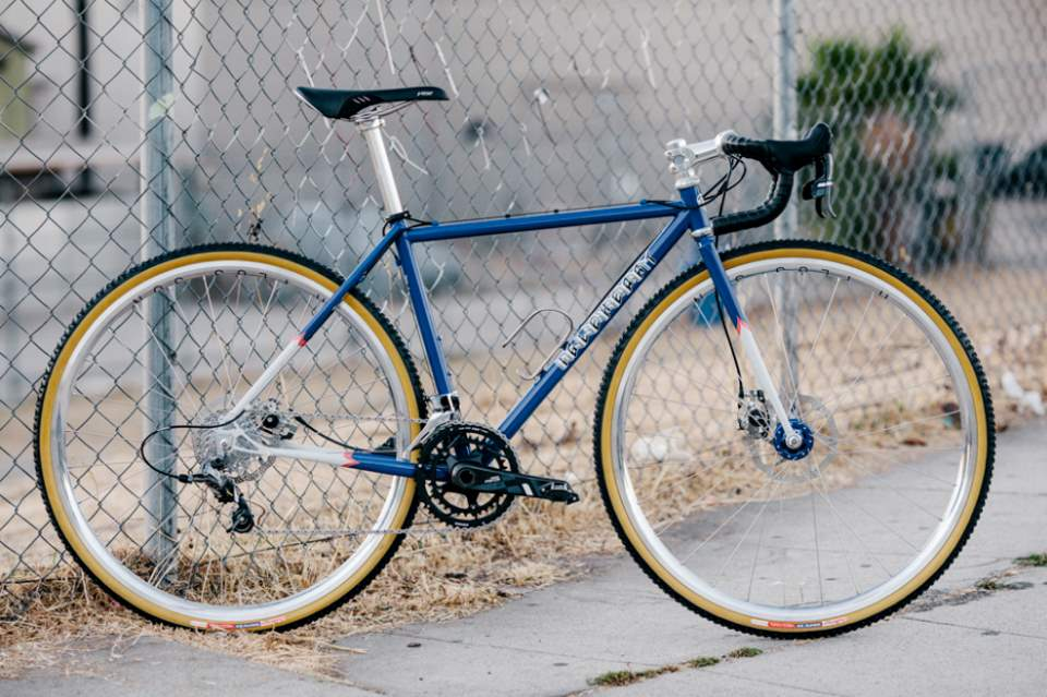 Igleheart disc cross bike