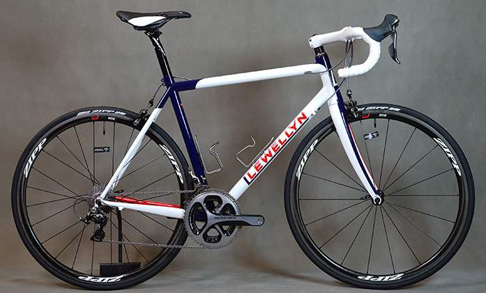 Llewellyn Colossus road bike