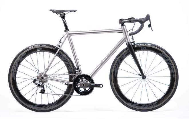 Boutique bicycle manufacturers: The Mosaic RT-1 E-tap