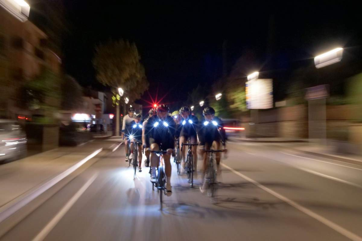 Cycling at Night