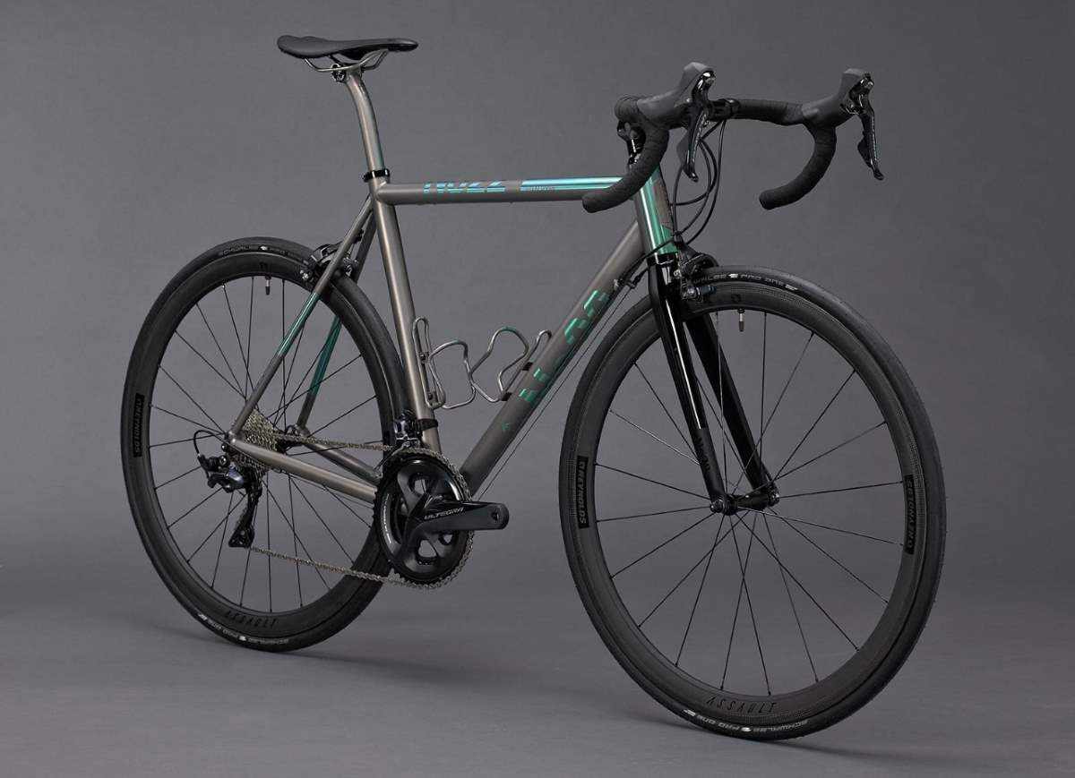 No. 22 Great Divide titanium road bike