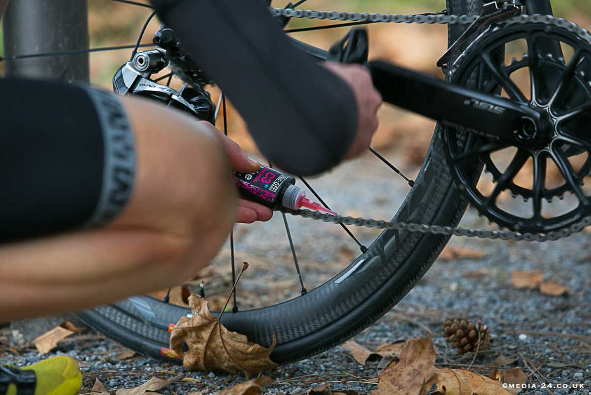 Bicycle maintenance tips: chain