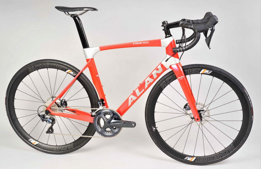 Boutique bicycle manufacturers - Alan Xtreme Race 2020