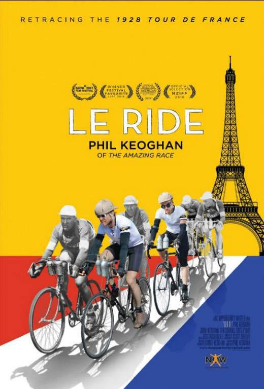 Official poster of Le Ride