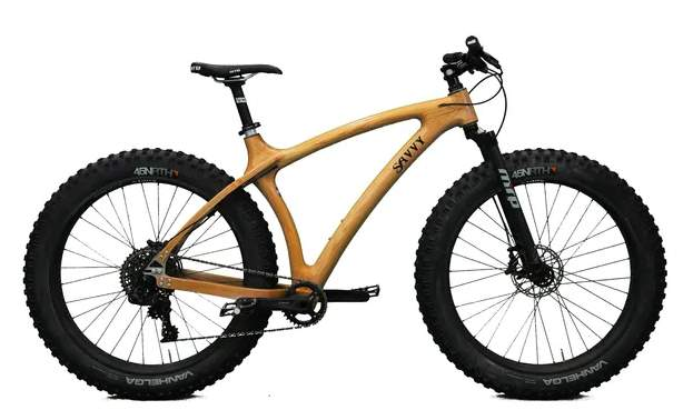 Savvy fat bike