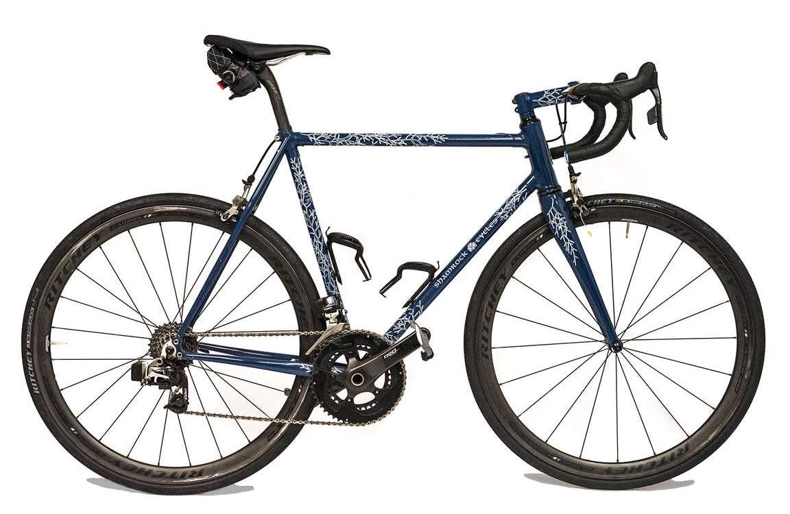 Boutique bicycle manufacturers: Shamrock Cycles Fluid Druid