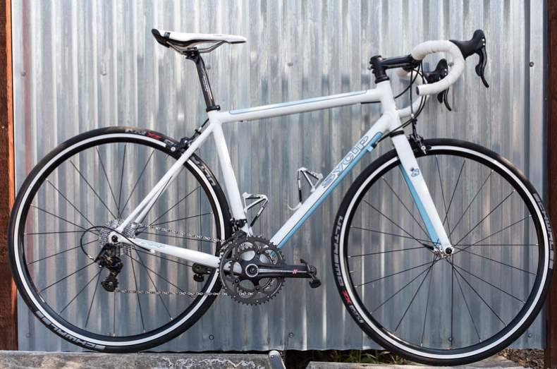 Sycip Diet road bike