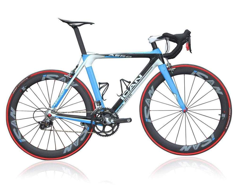 ICAN aero road bike