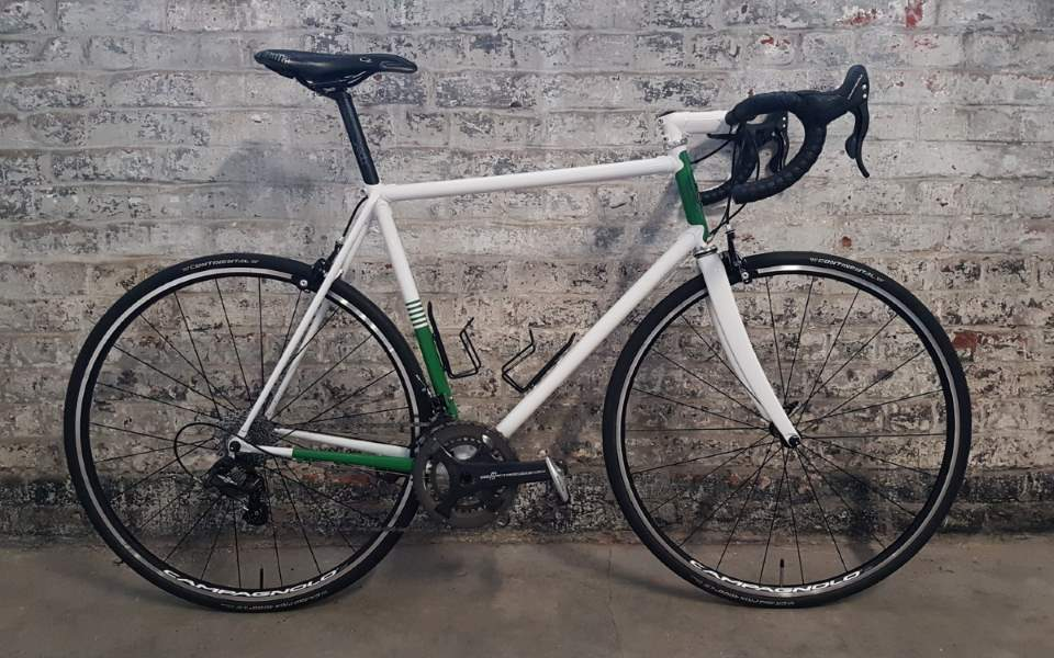 LaFraise Cycles road bike