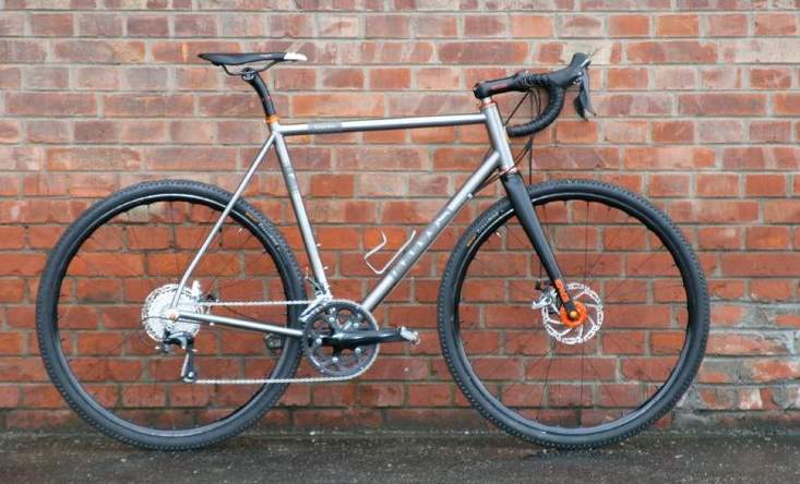 Boutique bicycle manufacturers: Mawis Sascha all terrain bike