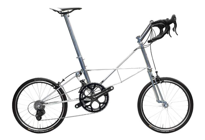 Boutique bicycle manufacturers: Moulton SPEED