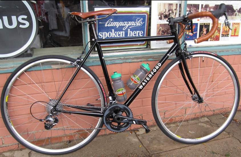 A Waterford road bike