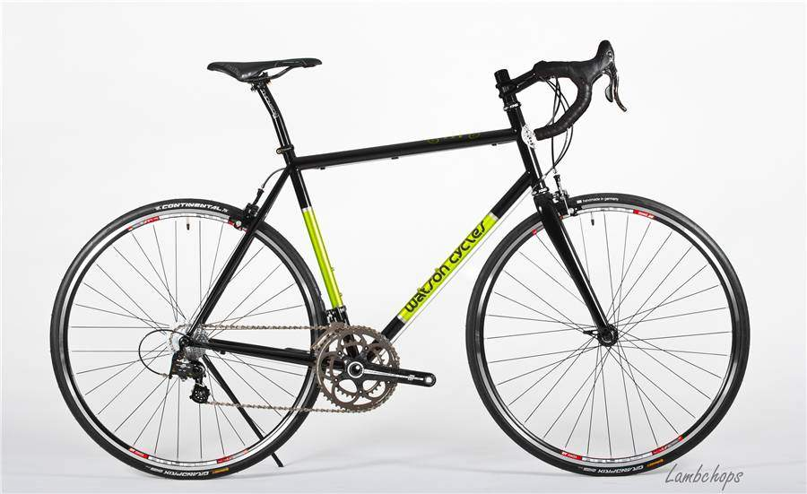 Watson Cycles Roxy Rolles road bike