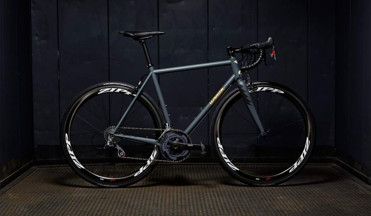 Wraith Fabrication Hustle road bike