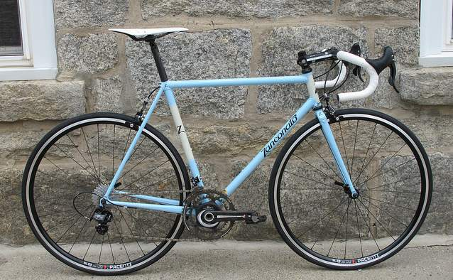 Zanconato road bike