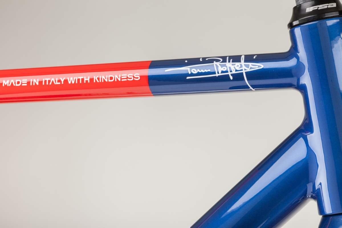 Officina Battaglin Power+ Disc. Made in Italy with kindness.