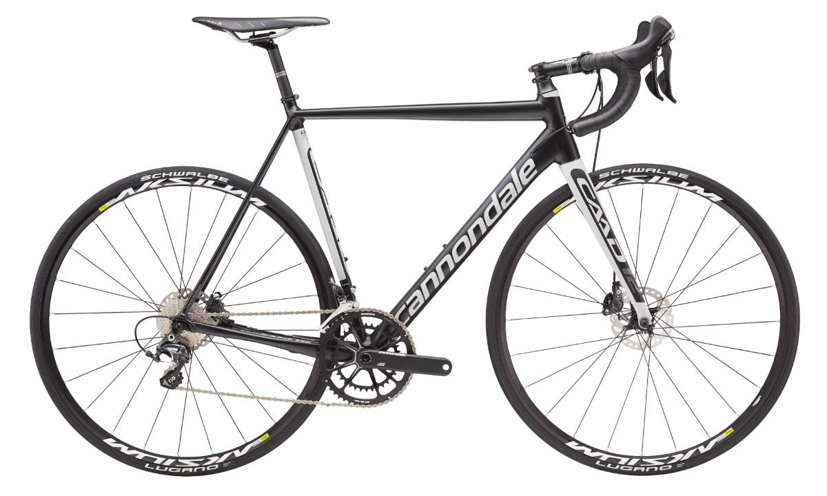 Cannondale CAAD12 Disc Ultegra 3 2016