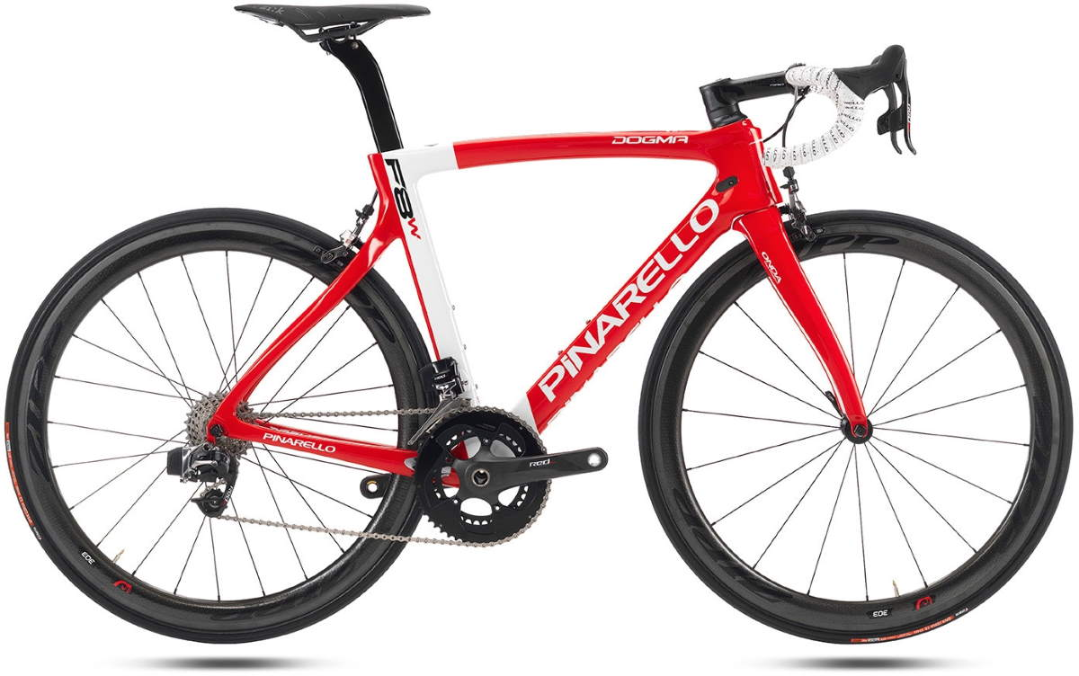 New Pinarello Dogma F8W 2016 Wireless