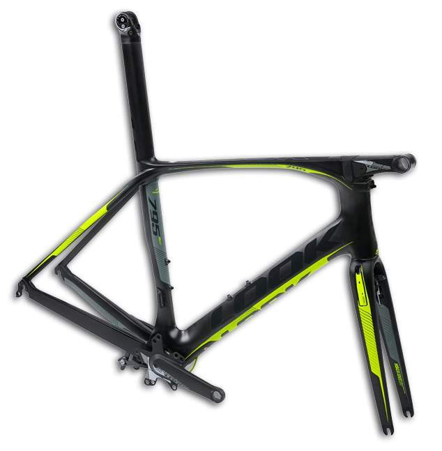 LOOK 795 Aerolight fluo reflect frameset