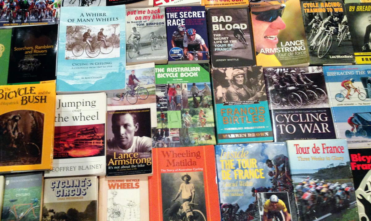 Cycling books