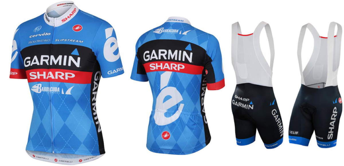 Garmin-Sharp 2013 kit