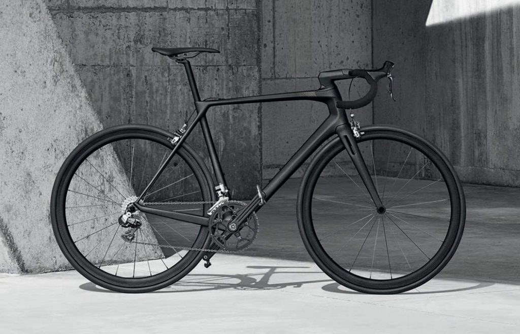 Boutique Bicycle Manufacturers (G-H) - A Heroïn road bike