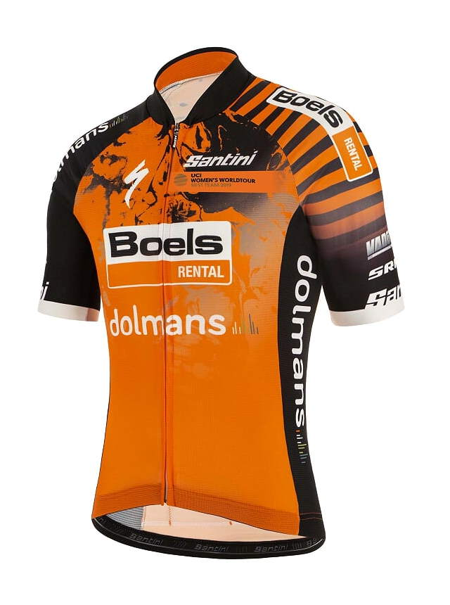 Boels-Dolmans women's cycling team 2020 jersey