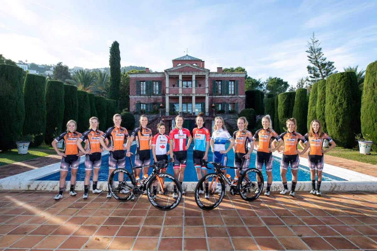 Boels-Dolmans cycling team 2020