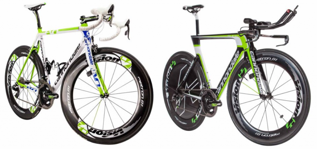 Cannondale Pro Cycling Team Bikes